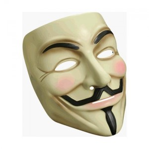 Anonymous, hara caer internet